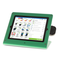 WindFall POS Stand Green