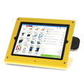 WindFall POS Stand Yellow