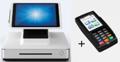 """PAYPOINT PLUS 15.6"""" + PAX S300 EMV Pinpad"""